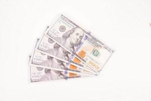 Four Hundred Dollar Banknotes