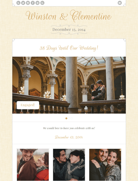 i do wedding wordpress theme
