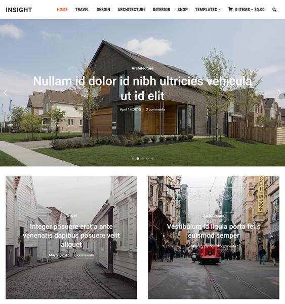 insight news magazine wordpress themes