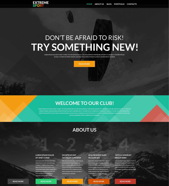 active dark wordpress themes