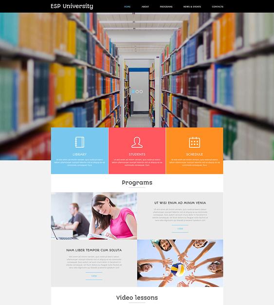 education joomla templates centre