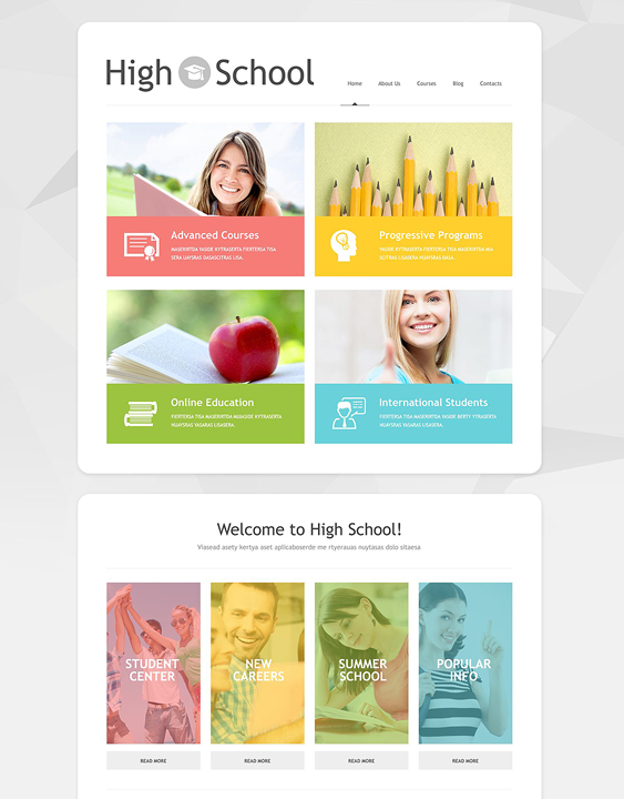 schoolmaster education wordpress themes