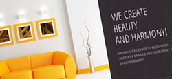 best interior design drupal themes feature