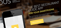 more best joomla themes promoting apps feature