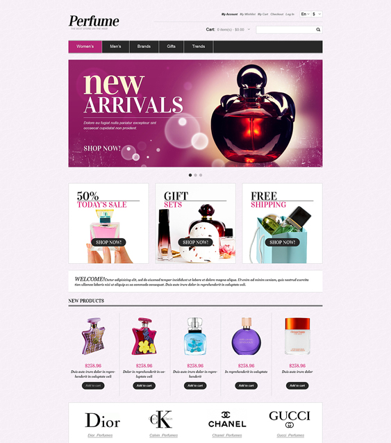best hair beauty magento themes