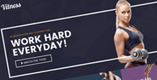 more best gym fitness wordpress themes feature