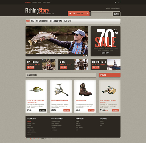responsive sports fitness magento themes 2