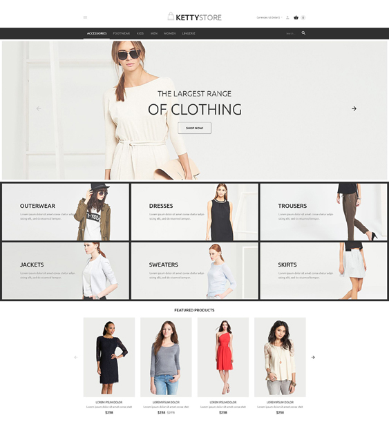 apparel responsive virtuemart themes