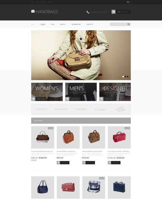 handbags purses shopify themes 1