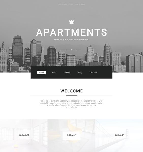 real estate wordpress themes agency