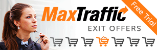 maxtraffic exit offers shopify apps
