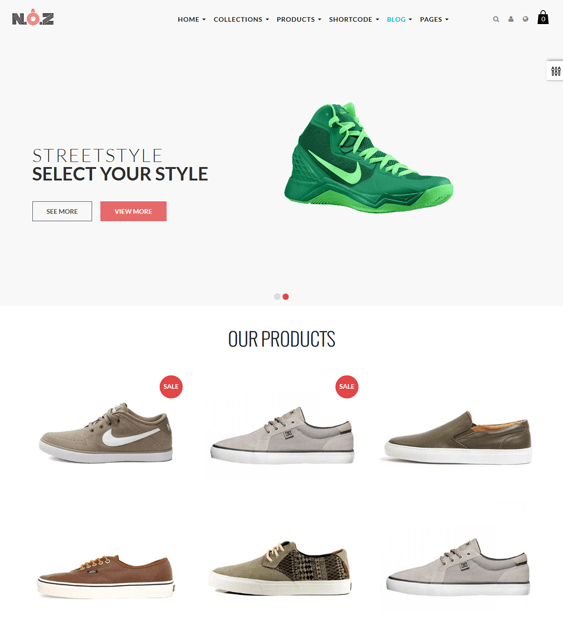 ap shoes shoe store shopify themes