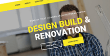 awesome free premium construction contractor wordpress themes feature