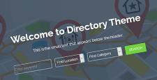 best free premium directory wordpress themes feature