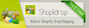 shopidrop drop shipping shopify apps