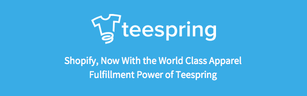 teespring t-shirt stores shopify apps