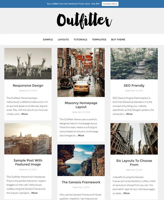 outfitter masonry wordpress themes