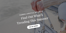 best fashion blogs wordpress themes feature