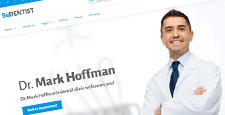 best medical joomla templates feature