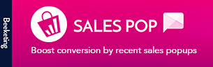 sales pop shopify apps for displaying recent sales