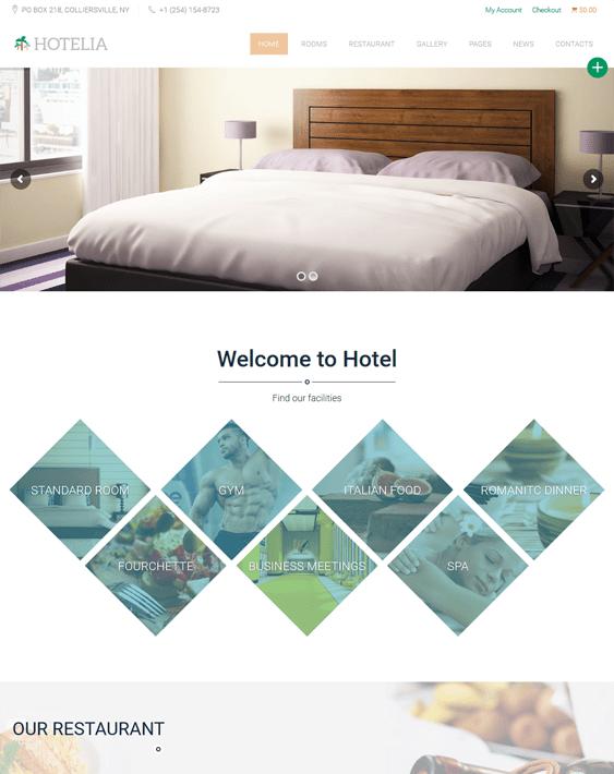 best premium hotel wordpress themes