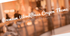 best wordpress themes coupon websites feature