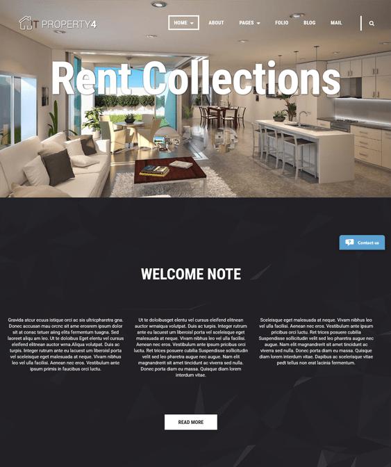 it property 4 real estate joomla templates