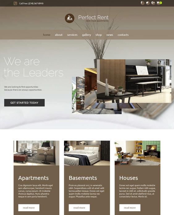 mega real estate wordpress themes