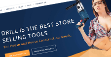 best tool hardware shopify themes feature