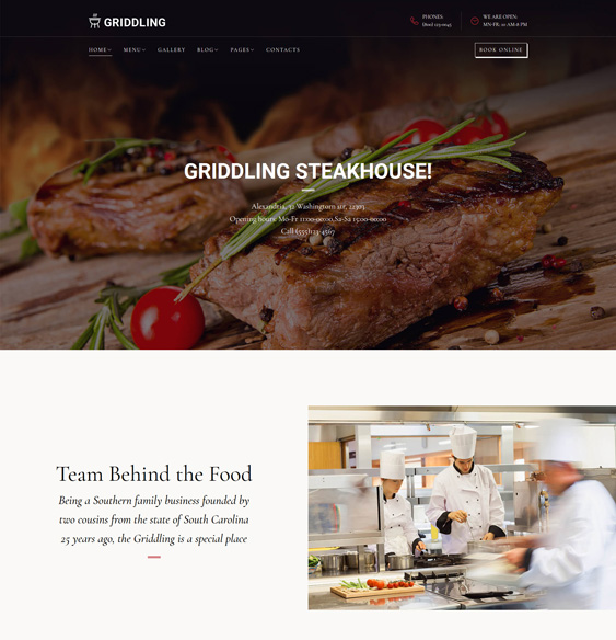 griddling-meat--barbecue-restaurant- steakhouse WordPress Theme_63410-original