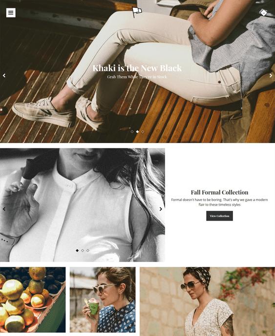 modular fashion shopify themes clothing stores
