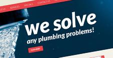 best joomla templates plumbing companies plumbers feature
