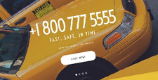 best taxi cab company wordpress themes feature
