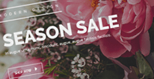 best florist wordpress themes flower shop shops feature