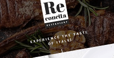 best joomla templates italian restaurants feature