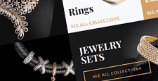 best magento themes jewelry templates feature