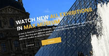 best museum wordpress themes feature