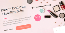 best wordpress themes beauty products cosmetics feature