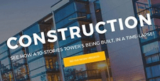 best drupal themes construction companies building contractors feature
