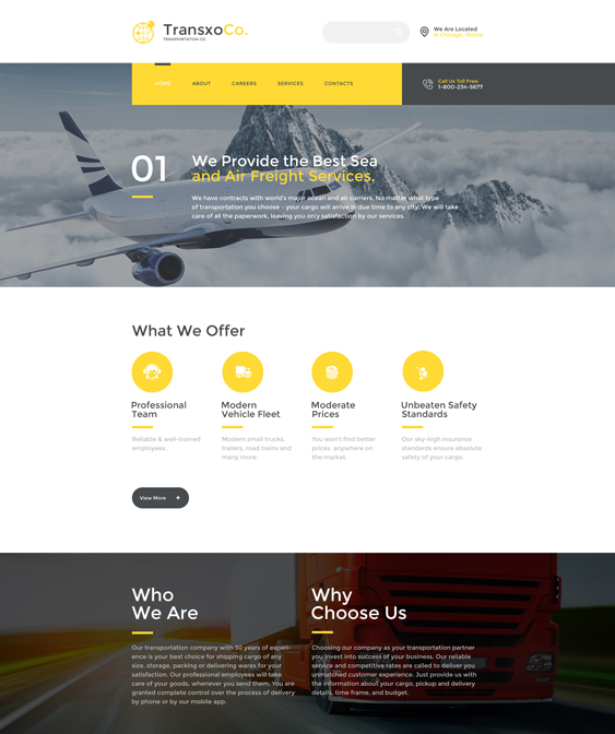 bootstrap website templates taxi cab companies