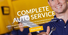best bootstrap website templates auto mechanics car repair centers feature