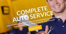 best bootstrap website templates auto mechanics car repair centers feature