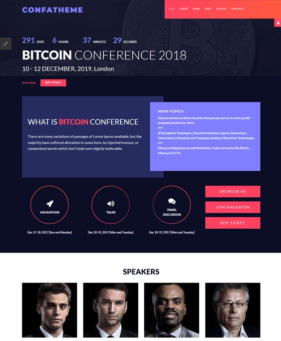 joomla templates bitcoin cryptocurrency websites