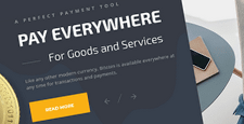 best bitcoin cryptocurrency joomla templates websites feature