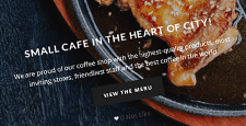best restaurant wordpress themes feature
