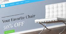 best furniture wordpress themes feature