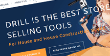 best shopify themes for tool hardware building supply stores feature
