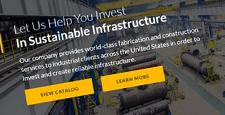 best industrial joomla templates feature