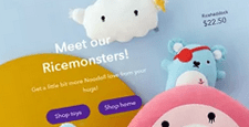 best shopify themes for selling toys games feature