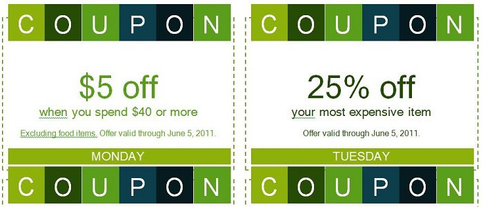 Make eye-catching coupons with Spark